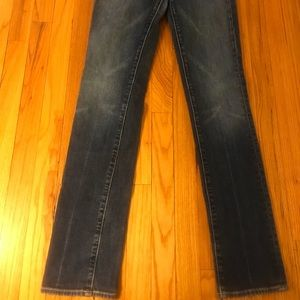 7 For All Mankind Jeans - 7 Seven for all Mankind Straight Leg Jeans/H6
